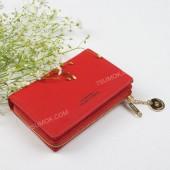 Жіночий гаманець 6916-003 red
