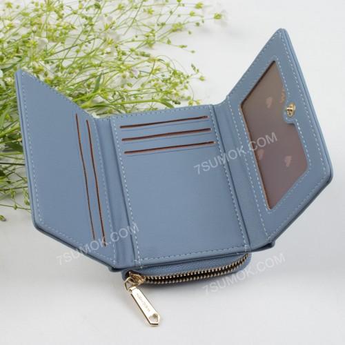 Жіночий гаманець 6905-011 light blue