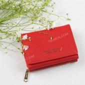 Жіночий гаманець 6905-011 red
