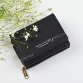 Жіночий гаманець 6905-011 black