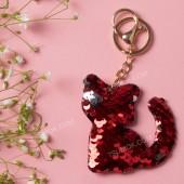Брелок 165 cat red