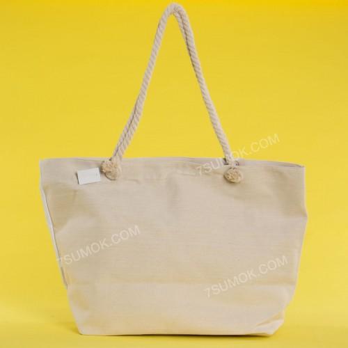 Пляжна сумка 20-55 beige