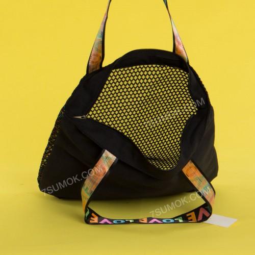 Пляжна сумка 20-71 black
