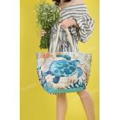 Пляжна сумка 20-33 light blue