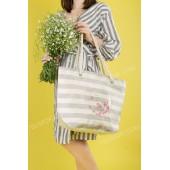 Пляжна сумка 20-3 beige