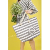 Пляжна сумка 20-63 gray