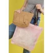 Пляжна сумка 20-71 pink