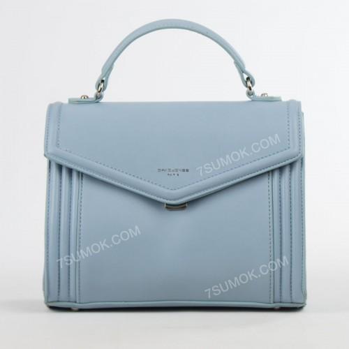 Клатч TD018 light blue