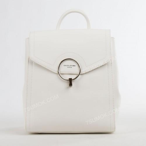 Жіночий рюкзак SF007 white