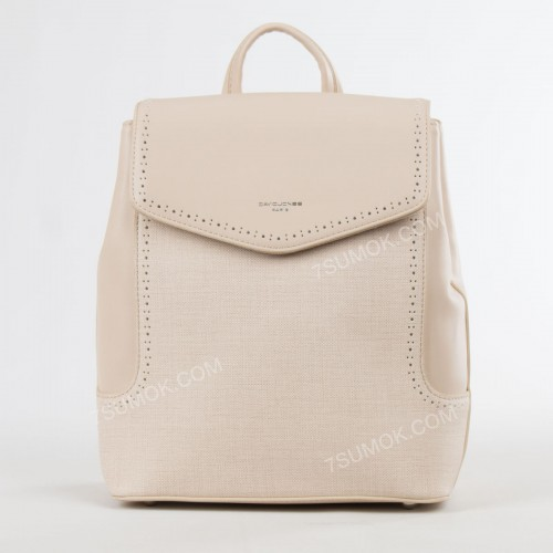 Жіночий рюкзак SF014 beige