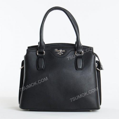Жіноча сумка 6416-1T black