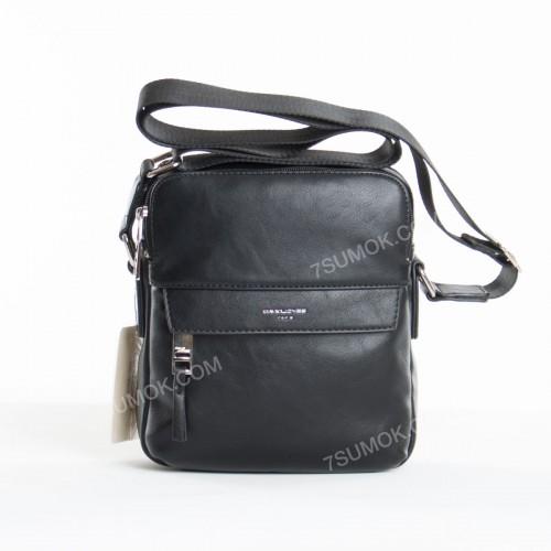 Чоловіча сумка 696601 black