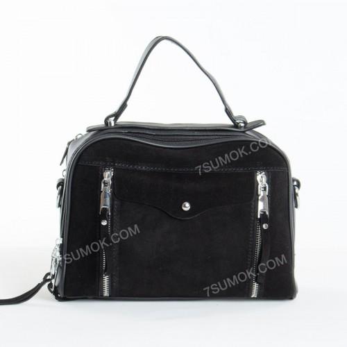 Клатч 1636-2 black
