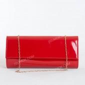 Вечірній клатч 622 red