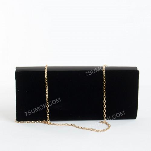 Вечірній клатч JQ103016-1 black