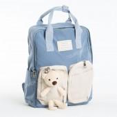 Дитячий рюкзак E9228 light blue