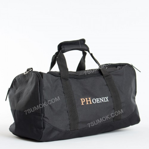 Дорожня сумка 618 black