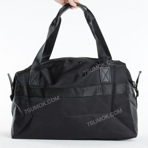 Дорожня сумка 6622 black