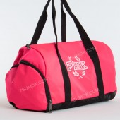 Спортивна сумка S1-052 PINK dark pink