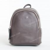 Жіночий рюкзак 1279 gray purple