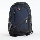 Чоловічий рюкзак 8815 black-blue