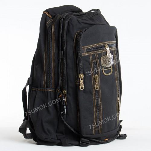 Чоловічий рюкзак 257 black