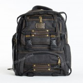 Чоловічий рюкзак 98206 black