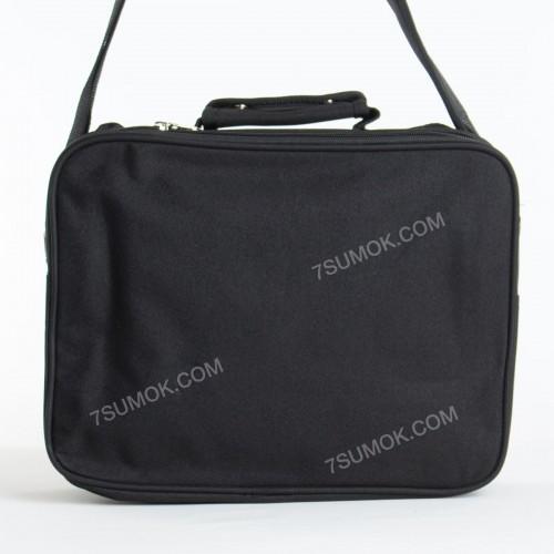 Чоловічий портфель 928 black