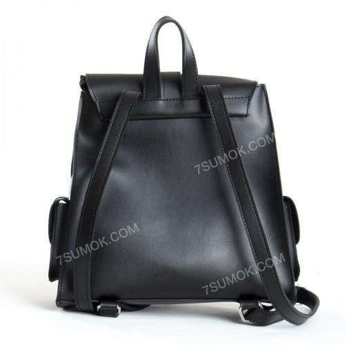 Жіночий рюкзак R011 black