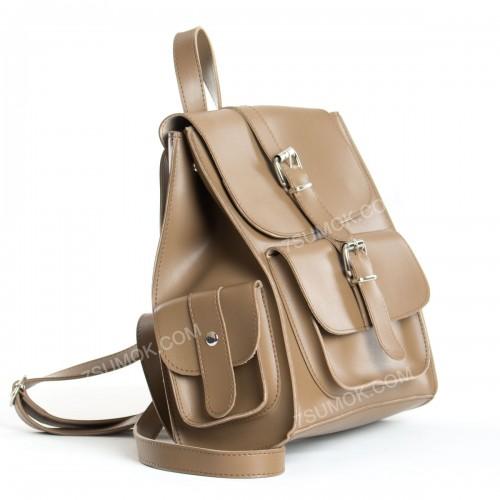 Жіночий рюкзак R011 khaki