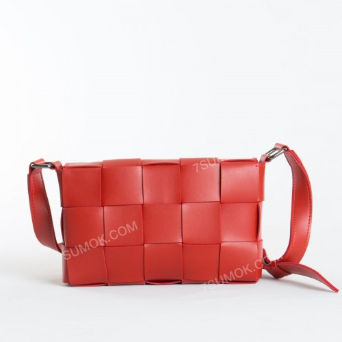 Клатч 01-55 red