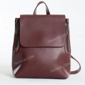 Жіночий рюкзак 021 bordo
