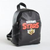 Дитячий рюкзак NW1023 Brawl Stars black-a