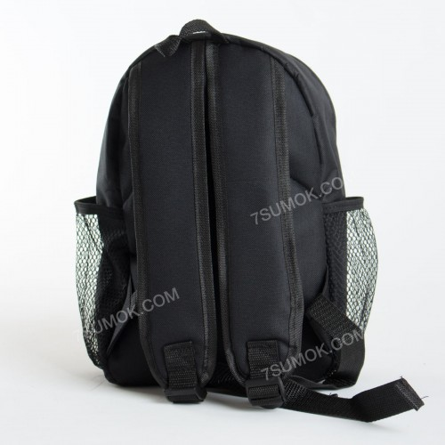 Дитячий рюкзак NW1024 Brawl Stars Leon oboroten black-purple