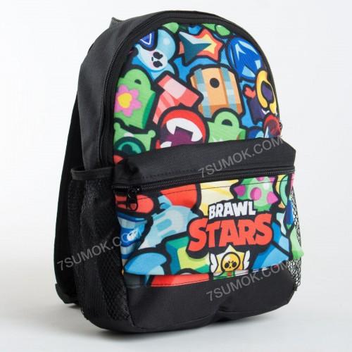 Дитячий рюкзак NW1024 Brawl Stars black-color