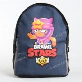 Дитячий рюкзак NW1025 Brawl Stars Sandy blue