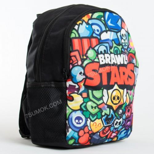 Дитячий рюкзак NW1029 Brawl Stars black-color