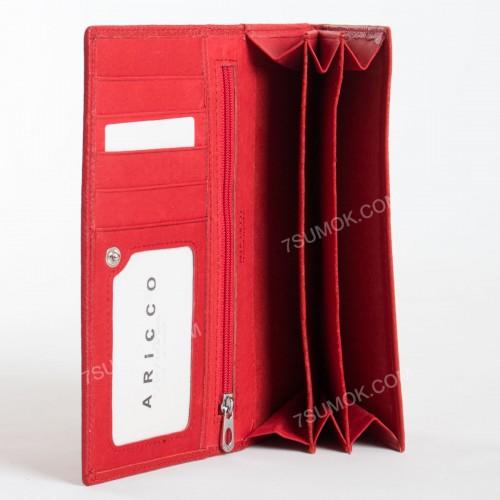 Жіночий гаманець AR3417 FY red