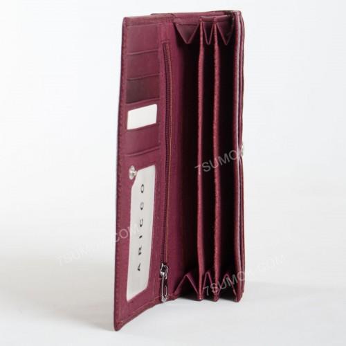 Жіночий гаманець AR3417 FY burgundy