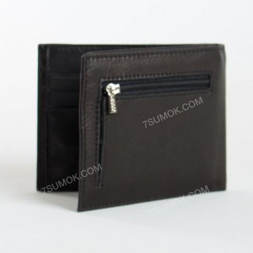 Чоловічий гаманець AR86019 NC black