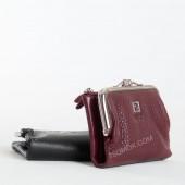 Жіночий гаманець 054 bordeaux