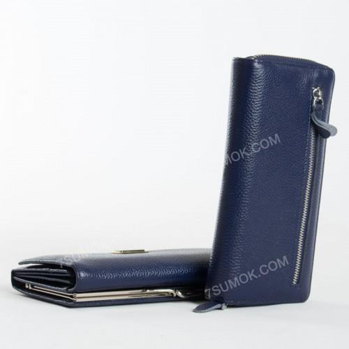 Жіночий гаманець 51-226 blue