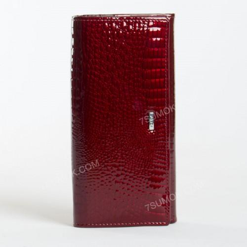 Жіночий гаманець B826H-7 bordeaux