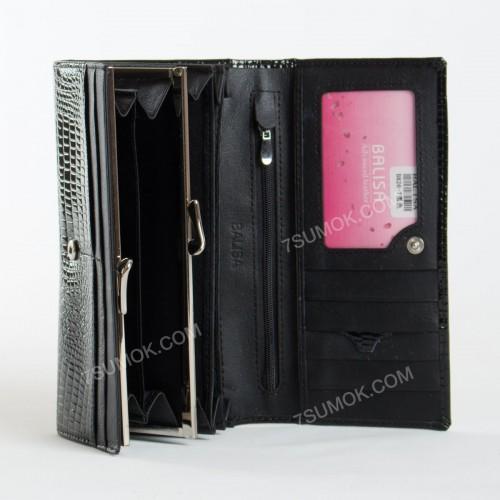 Жіночий гаманець B827H-17 black