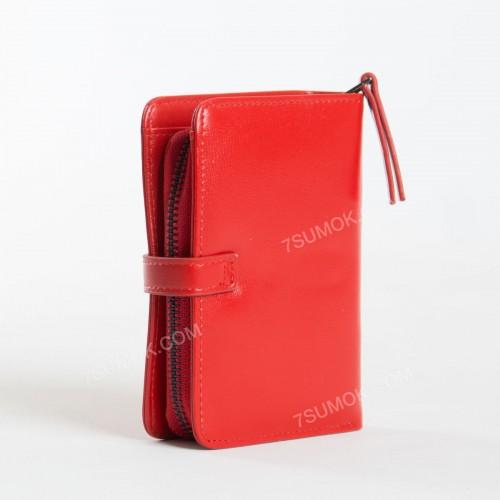 Жіночий гаманець C-2335-B red