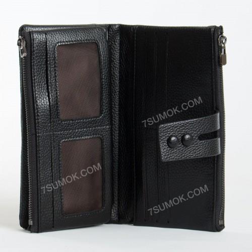 Жіночий гаманець XW-0805 black
