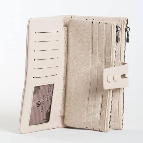 Жіночий гаманець XW-0805 apricot