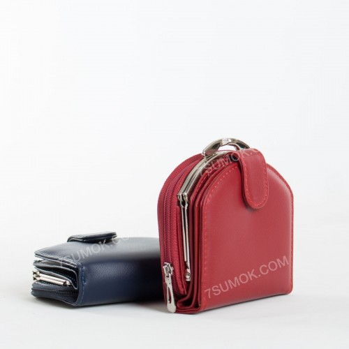Жіночий гаманець S-098-B wine red