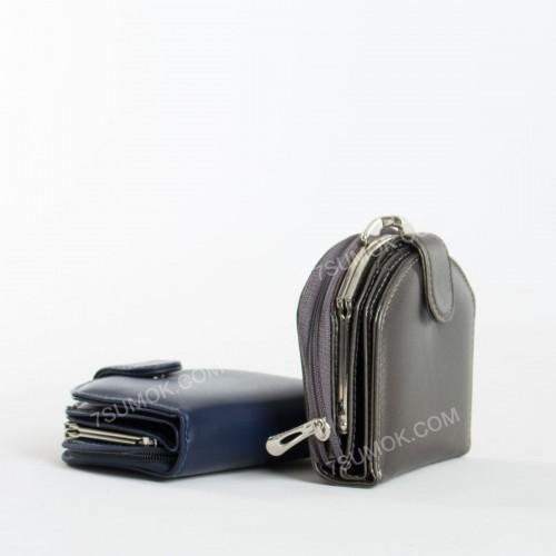 Жіночий гаманець S-098-B silver