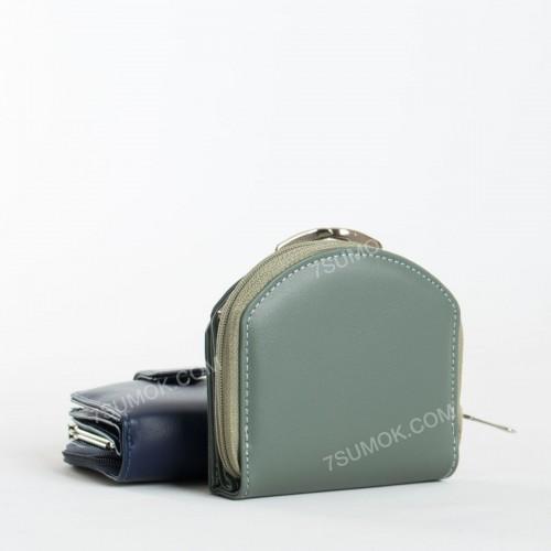 Жіночий гаманець S-098-B green